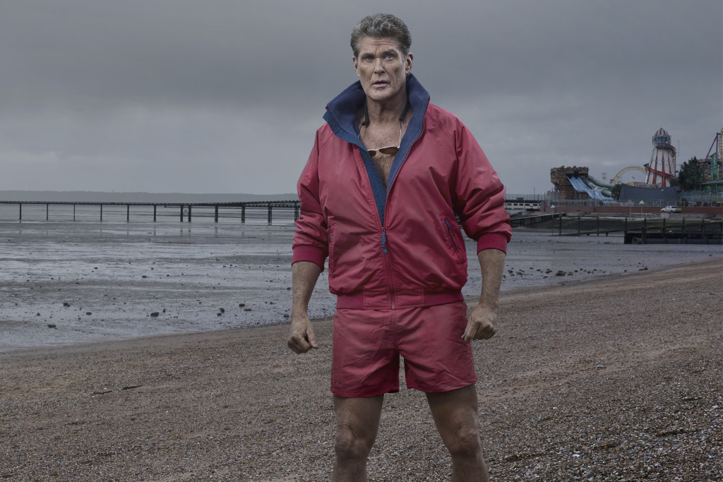 Hoff The Record - Series 1 main marketing image portrait crop (David Hasslehoff)