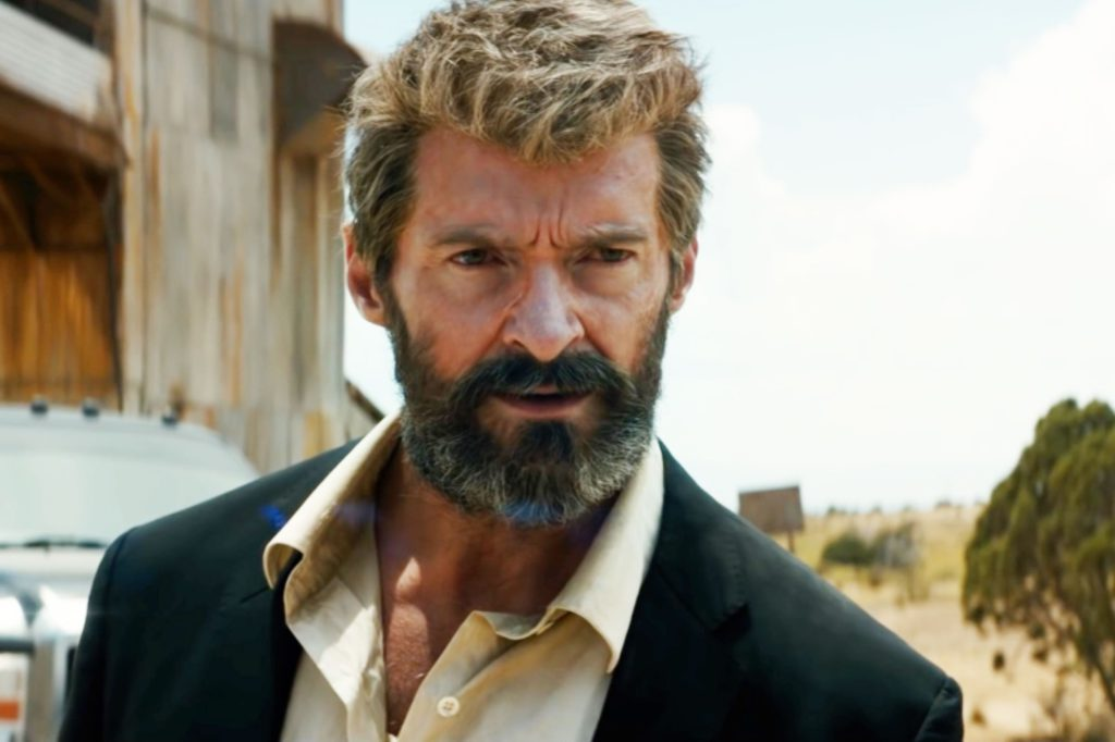 Logan (2017) Hugh Jackman FRAMEGRAB FROM TRAILER